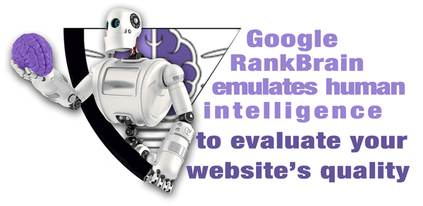 RankBrain Google artificial intelligence