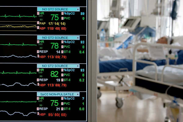 Patient monitoring technology.