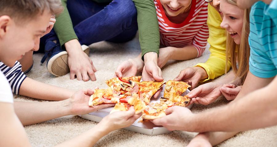 BIY pizza party
