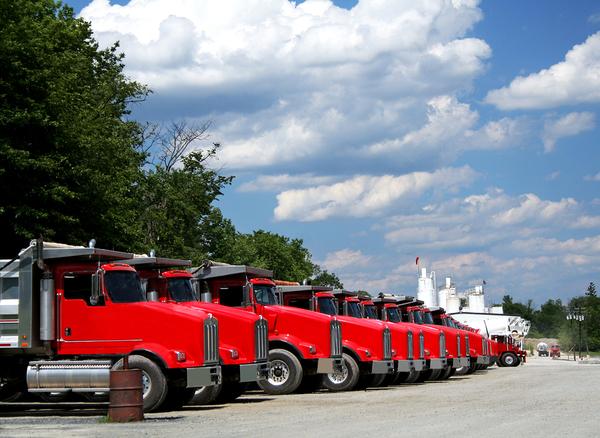 Red Truck Fleet