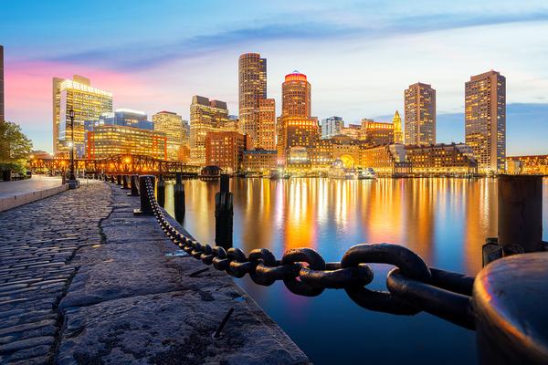 City of Boston.