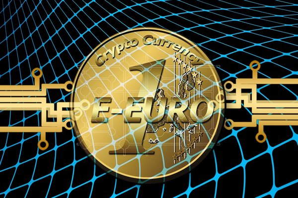 Crypto Currency #-Euro