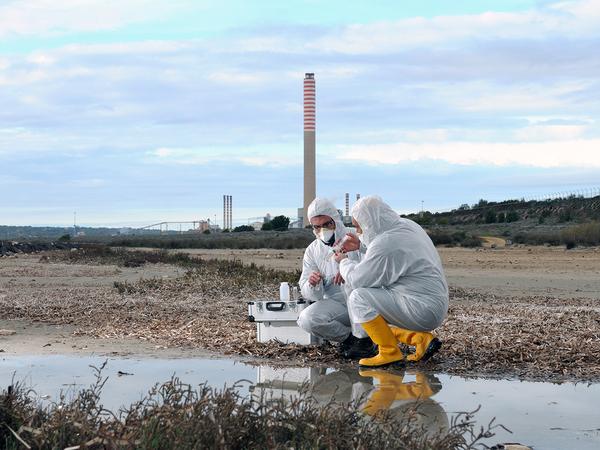environmental science career