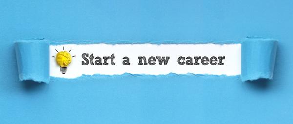 Start a new career.