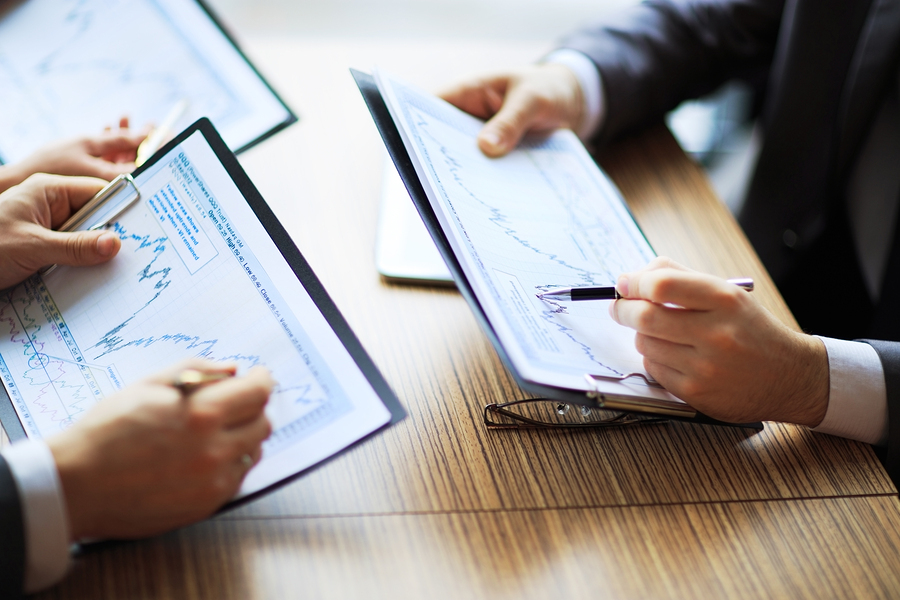 Use custom financial reporting to determine trends in your business