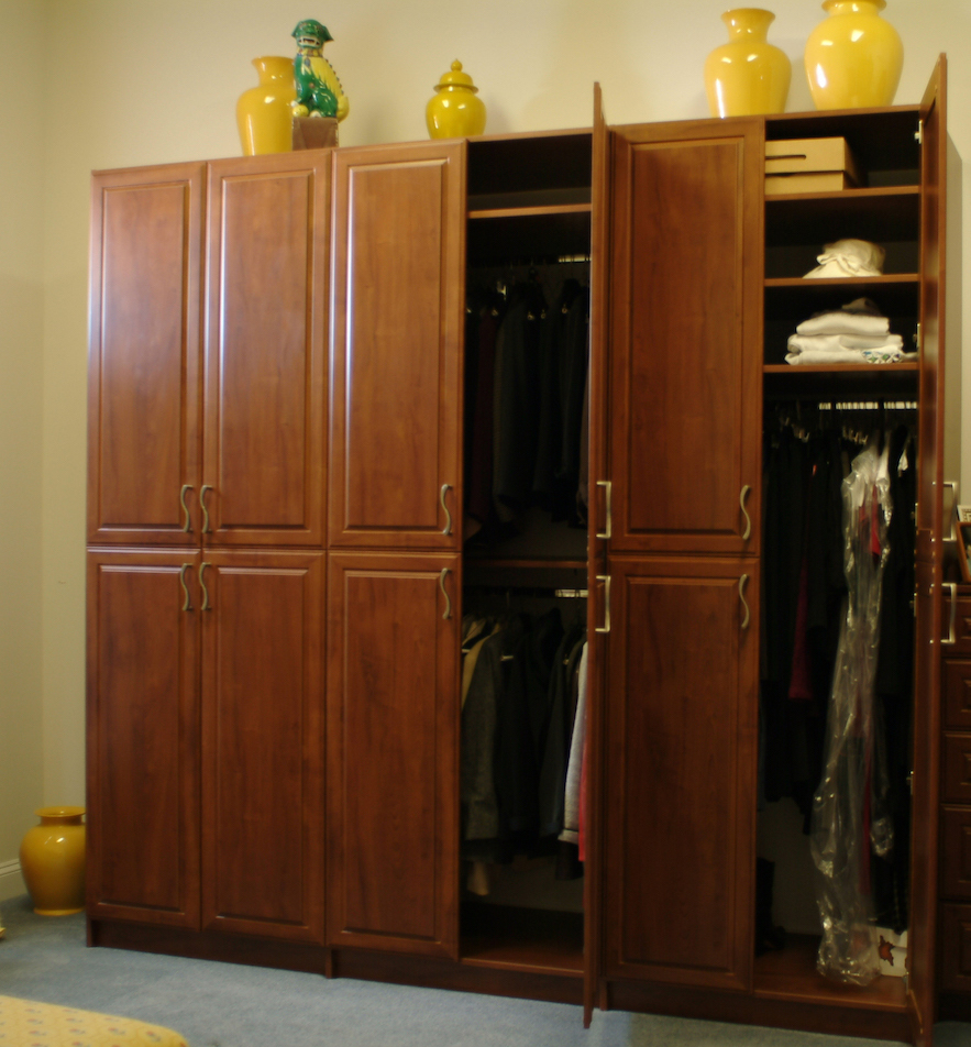 custom wardrobe design