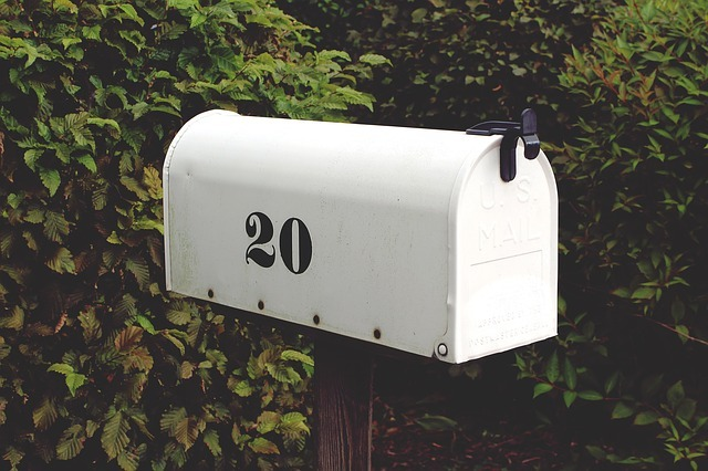 Image of  a mailbox. Lead nurturing requires a response system.