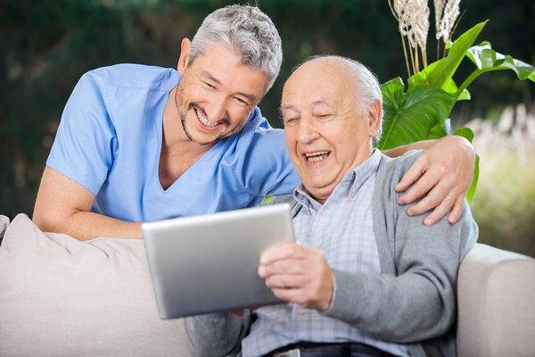 Elder caregiving