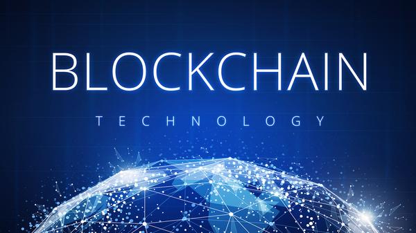 Blockchain technology.
