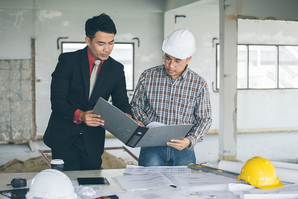 How to get into construction management