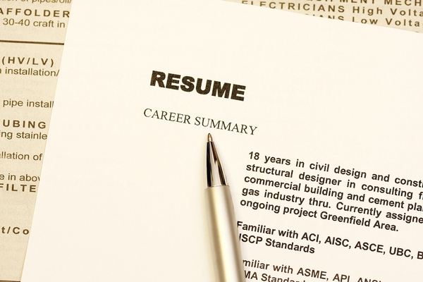 How to Write a Resume Summary Statement that Leaves an Impression – Resume Summary Statement