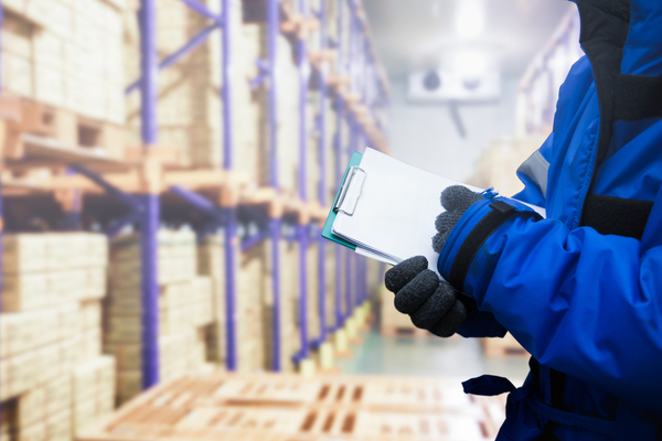 Technology is transforming warehouse management and compliance.