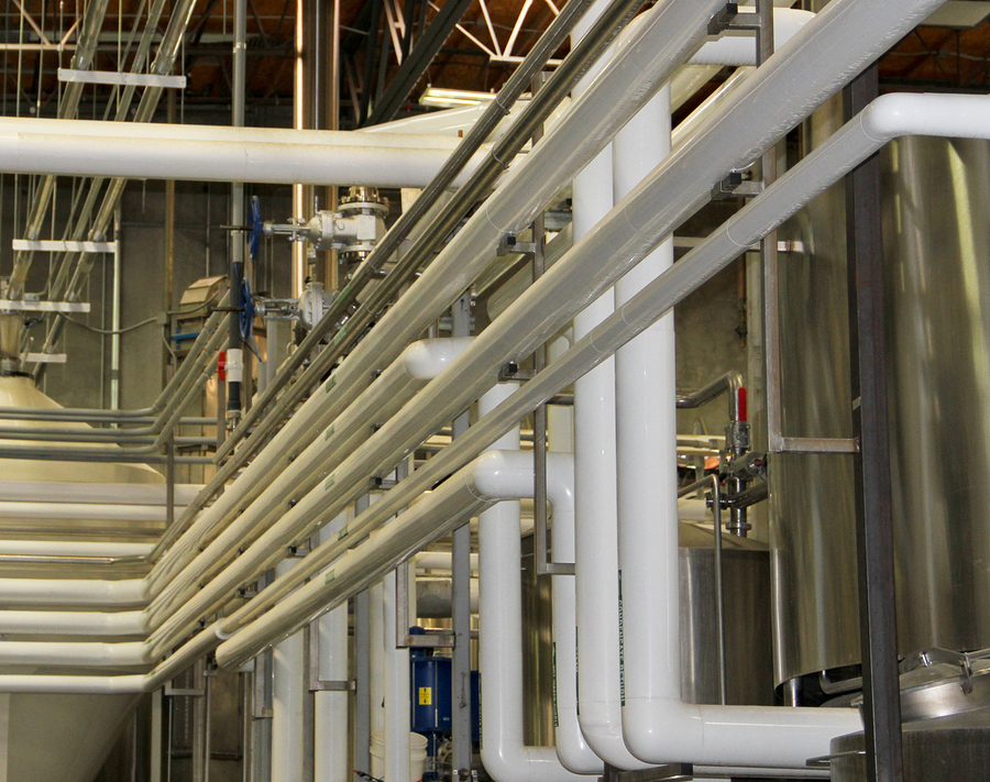 A Look At The Best Brewery Piping And Tubing Options