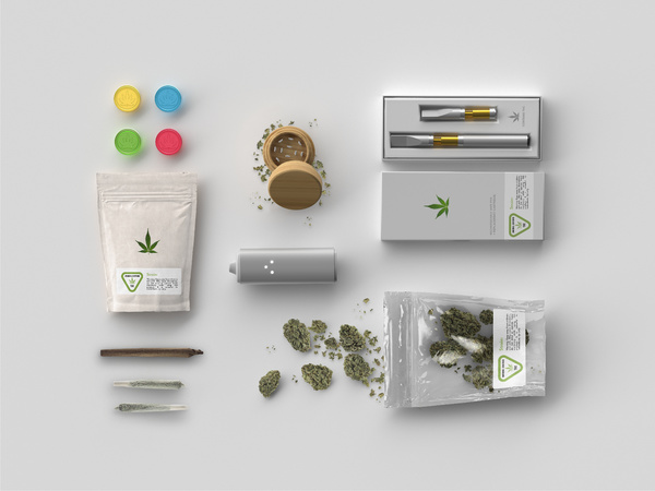 Cannabis in various forms.