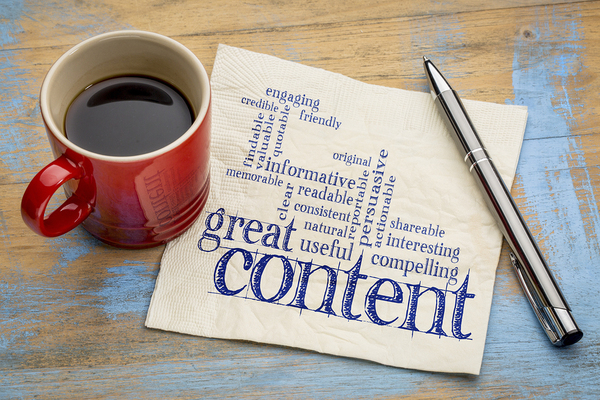 Marketing your small business: How to create compelling content