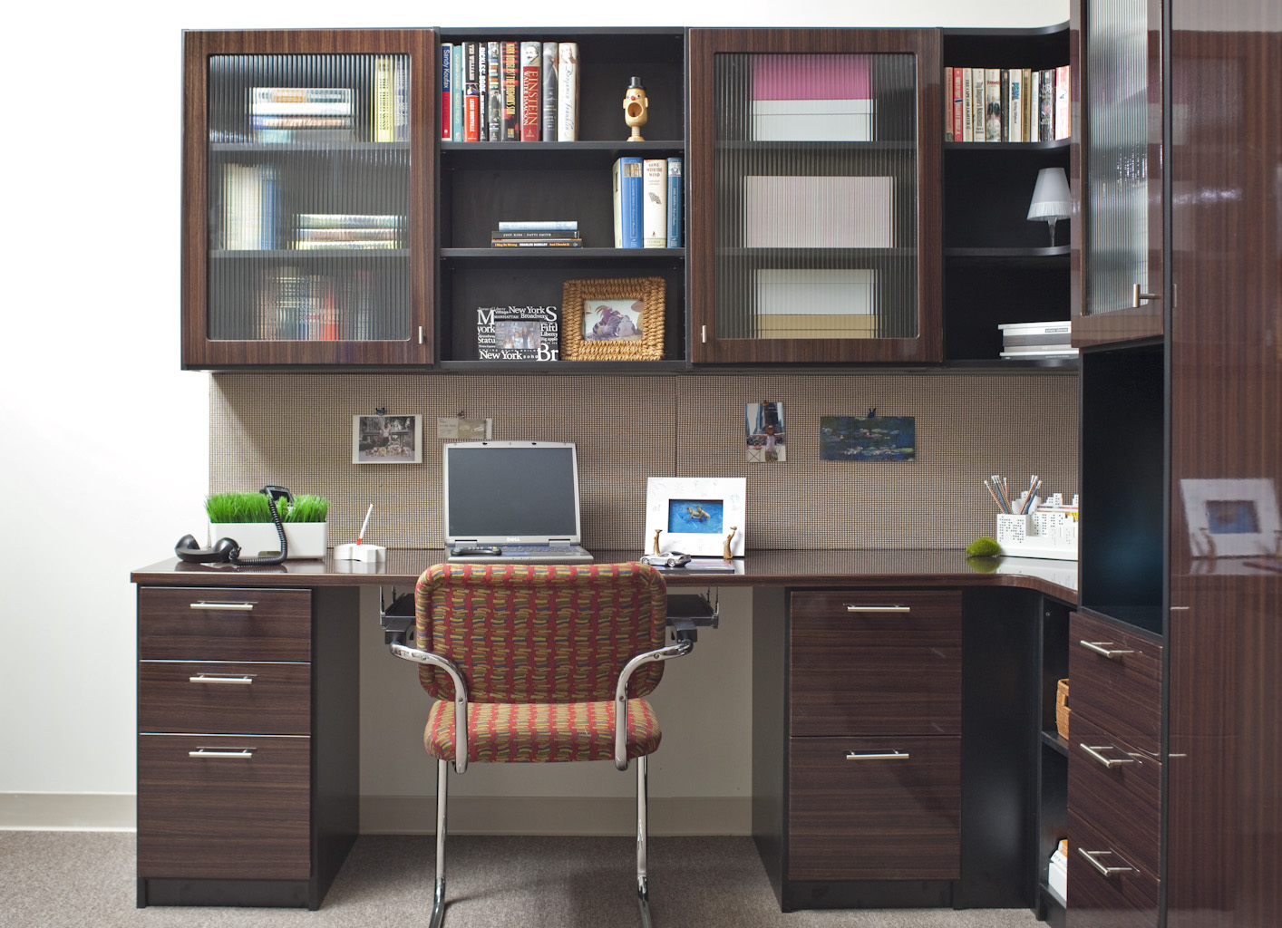 is your home office a mess?