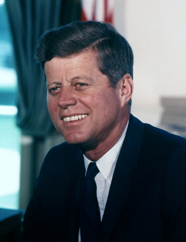 john f kennedy charismatic leader