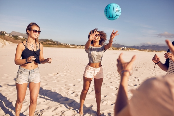 Fun beach activities for summer in Florida