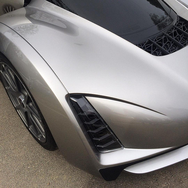 A 3D Printed Car? Divergent Says Yes! - PDH Academy