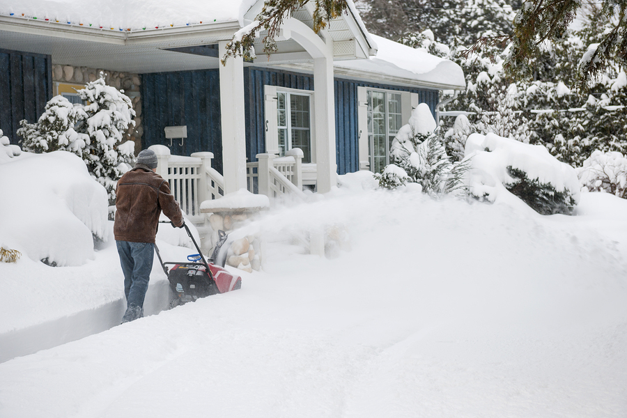 Protect Your Home S Exterior During A Heavy Snowfall