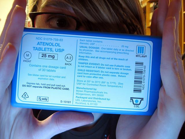 Atenolol side effects impotence : Atorvastatina 80 mg