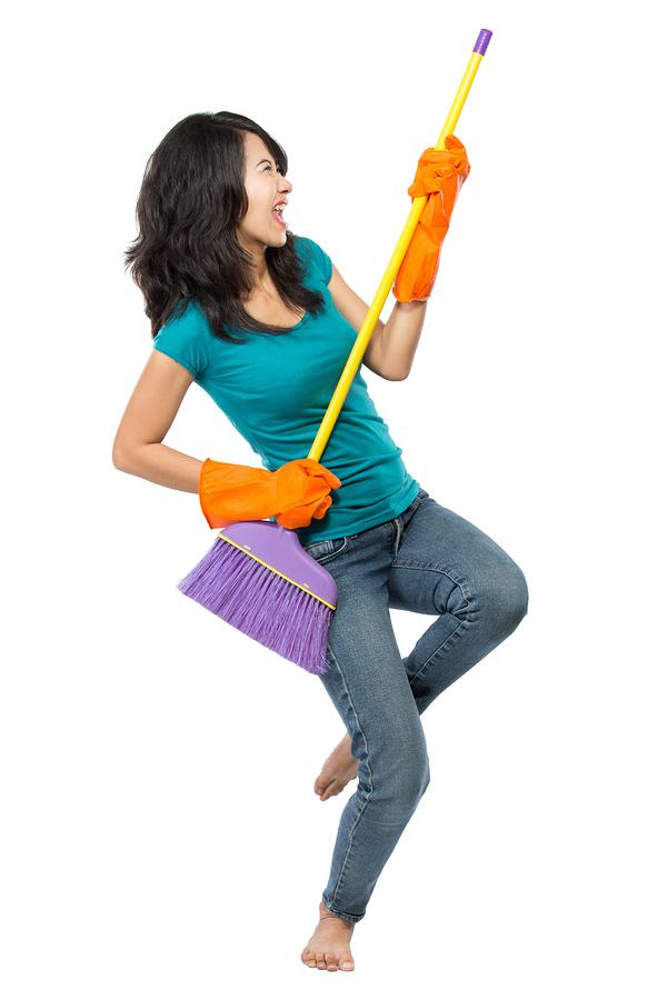 Spring cleaning mistakes in your garage