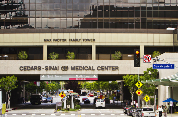 Cedars-Sinai Medica Center was helped from using the services of Answering 365, A Ivision of Concorde Communications