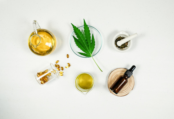 Cannabis oils.