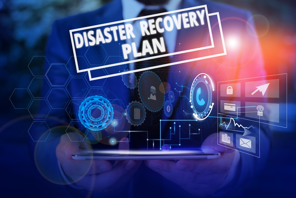 Disaster recovery plan.