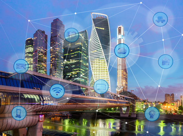 How the 'Internet of Things' Will Be Impacting Your Company - Featured Image