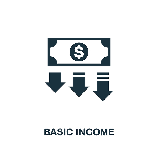 Basic income.