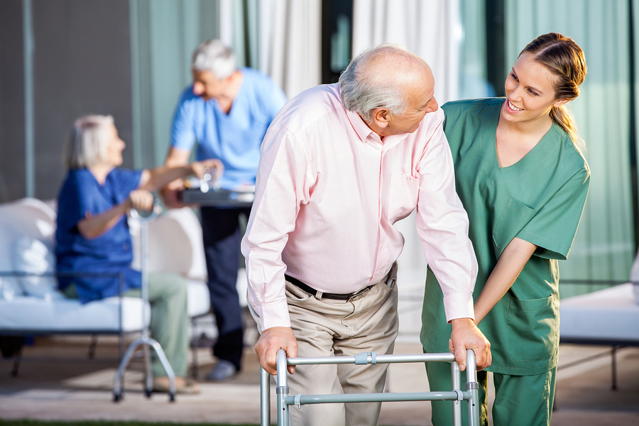 Assisted living providers