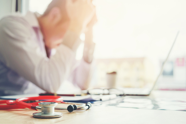 Healthcare burnout