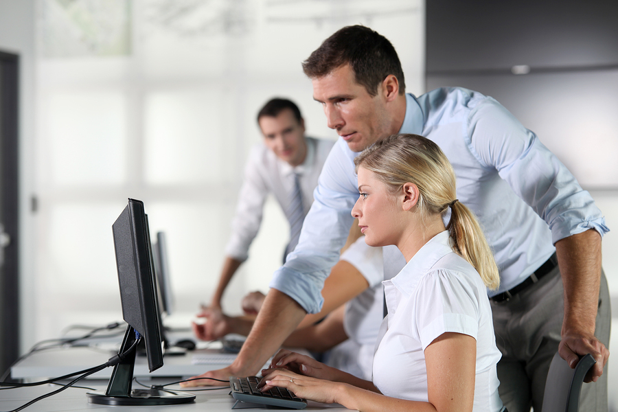 Image of E-learning training opportunities for sales teams.