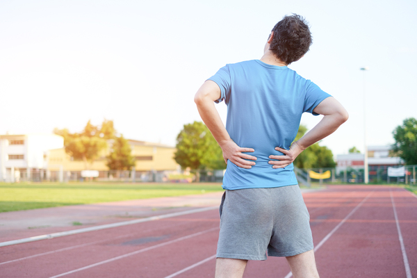 How Having a 'Bad Back' Can Lead to ED