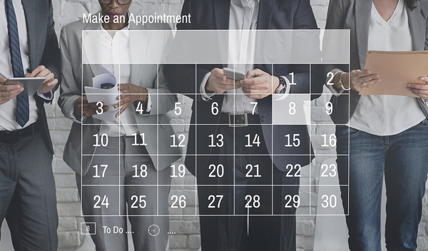 Appointment scheduling service is more comprehensive when using a 3rd party answering service