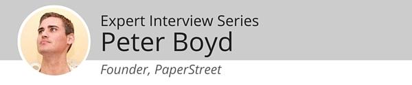 Peter Boyd on designing a better website