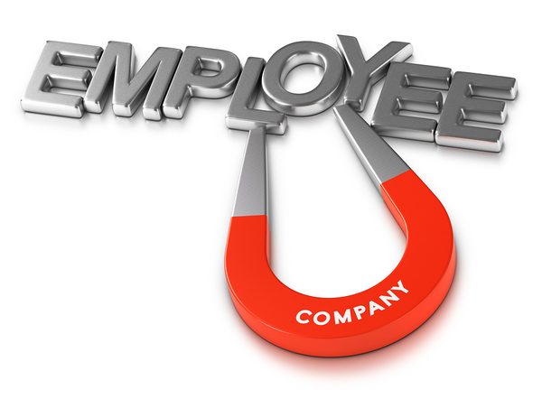 Employee company.