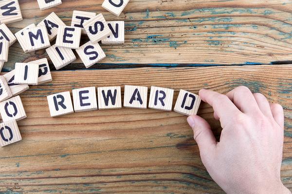 Reward.