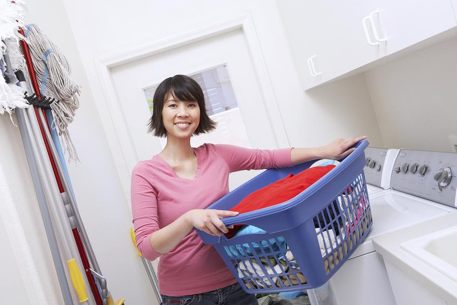 laundry chore