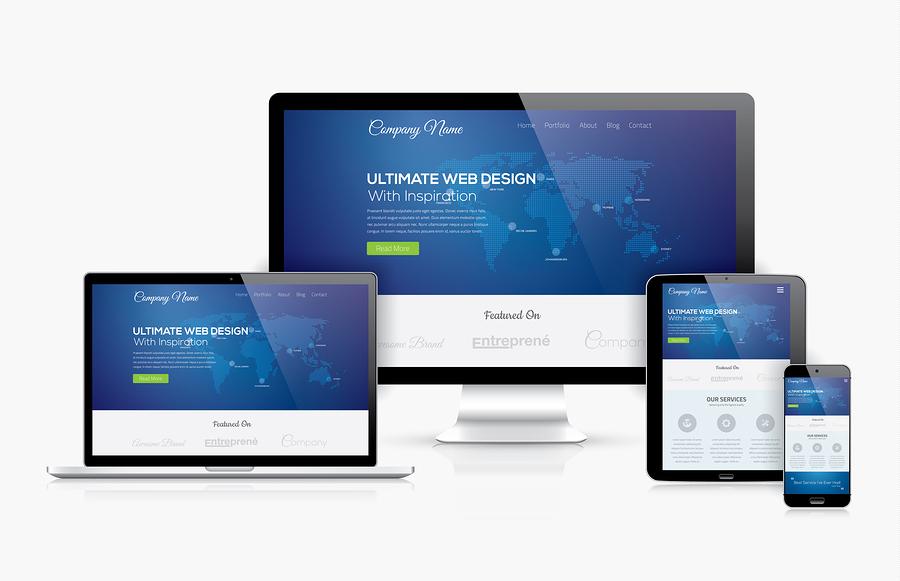 Kigo responsive web design
