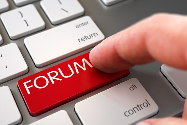 Forum key.