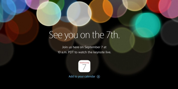 See you on the 7th Apple keynote announcement.