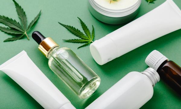 Cannabis oils and creams.