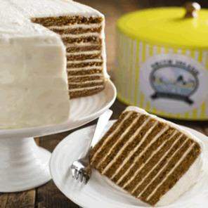 Pie versus cake