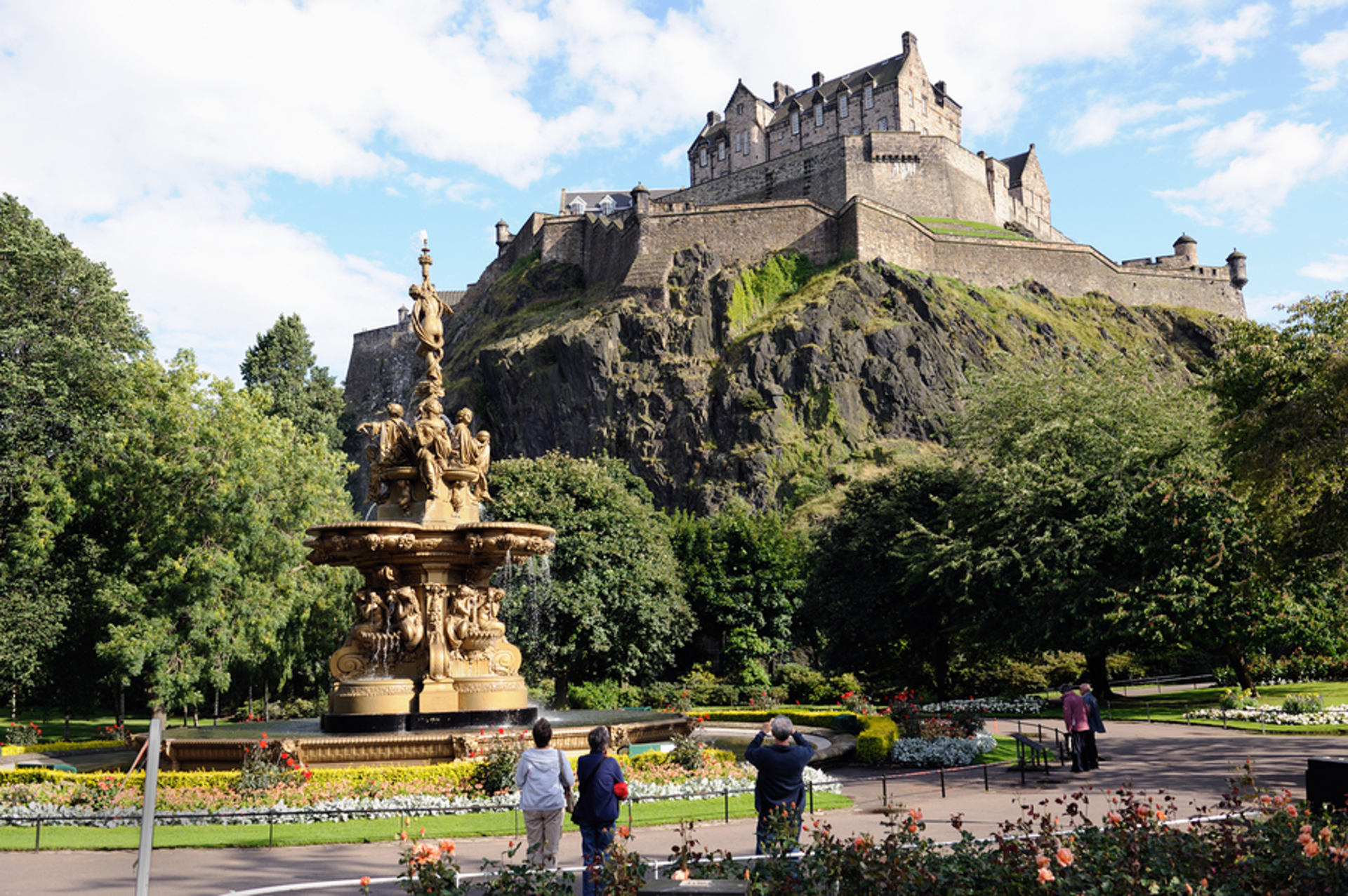 10 Tips for shooting in Edinburgh