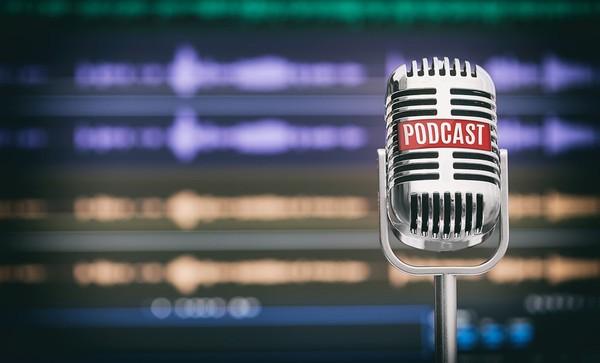 Podcast mic.