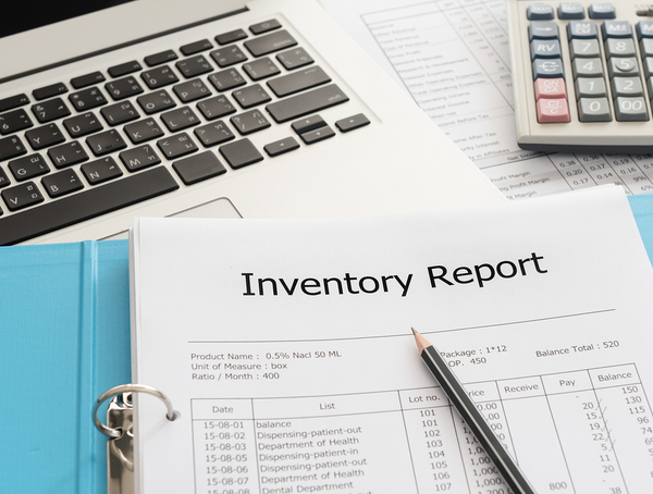 Inventory report.