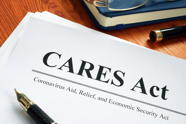Cares Act document.