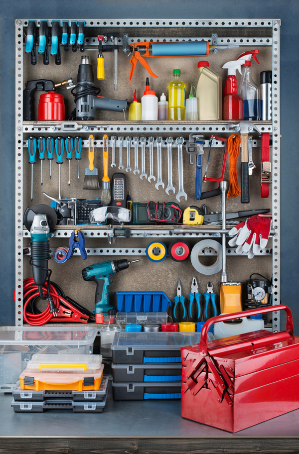 3 Budget Minded Garage Storage Organization Ideas